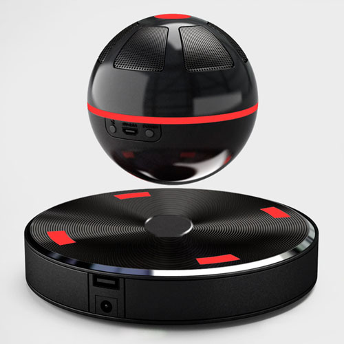 Magnetic Bluetooth Floating Speaker With NFC Image 1