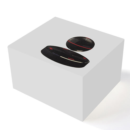Magnetic Bluetooth Floating Speaker With NFC Image 4