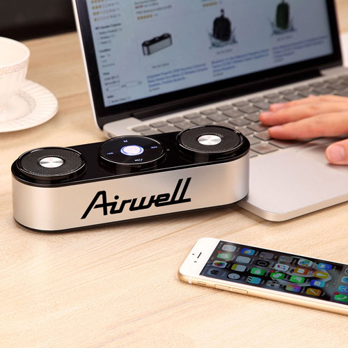 Touch Control Bluetooth Deep Bass Speaker