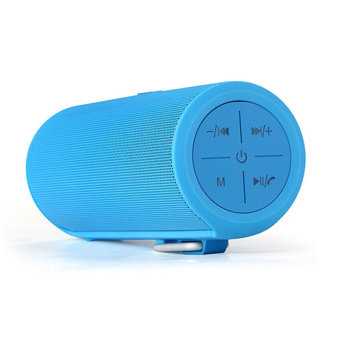 Outdoor Cylindrical Shaped Wireless Bluetooth Speaker Image 3