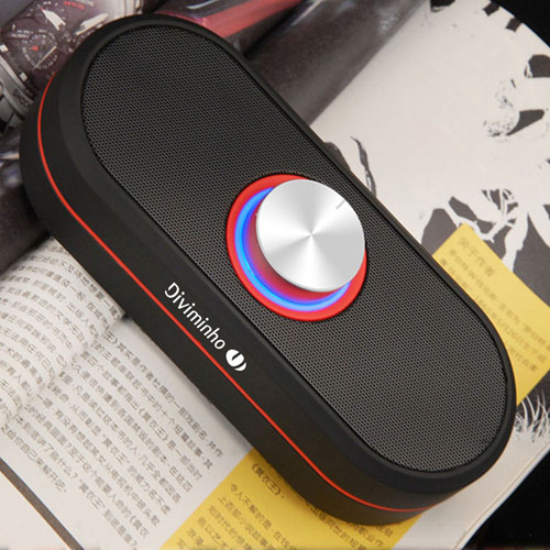 2.1 Stereo Dual Speaker Sound Box   With Nfc Bluetooth  Image 1