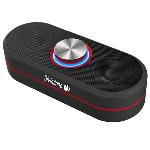 2.1 Stereo Dual Speaker Sound Box   With Nfc Bluetooth  Image 3