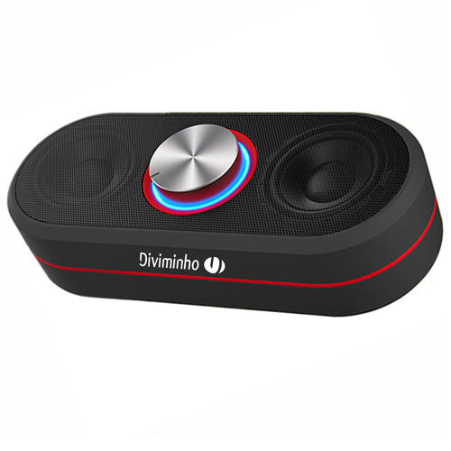 2.1 Stereo Dual Speaker Sound Box   With Nfc Bluetooth  Image 5