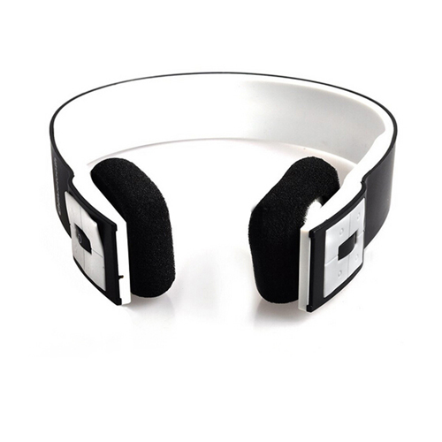 Wireless Bluetooth Headset With Stereo Audio Image 1