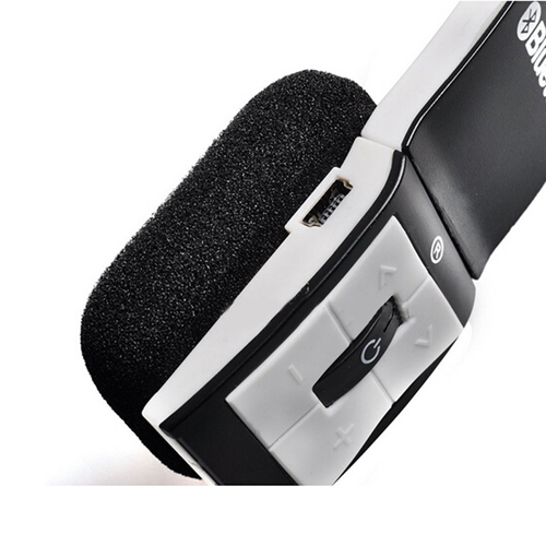 Wireless Bluetooth Headset With Stereo Audio Image 3