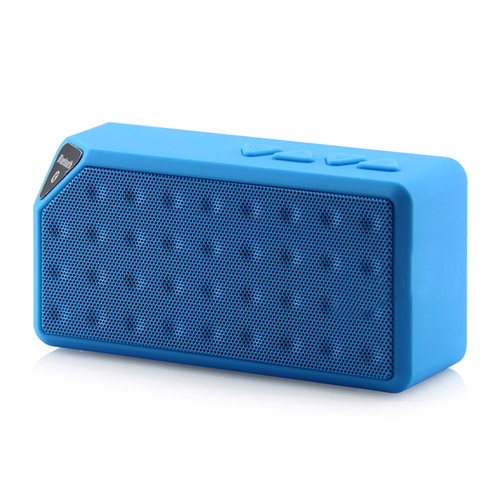 Bluetooth Wireless Speaker With Detachable Battery Image 2