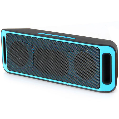 Bluetooth V2.1 Stereo Speaker With Built-in Microphone Image 3