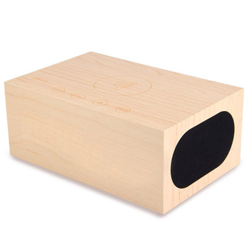 Wooden Standard Wireless Bluetooth Speaker