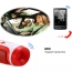 Elliptical Round Wireless Bluetooth Speaker Image 7