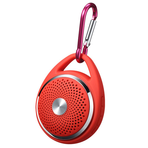 Outdoor  Round Hanging Wireless Bluetooth Mic  Speaker