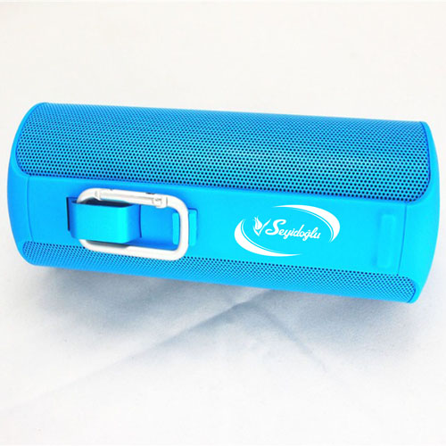 Wireless Bluetooth Stereo Speaker With Carabiner