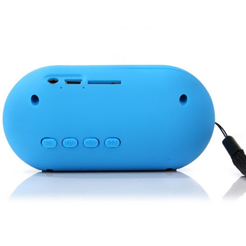 Pill Mini Wireless Bluetooth Speaker Image 4