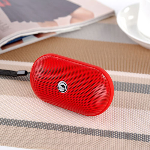 Pill Mini Wireless Bluetooth Speaker Image 8