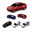 Car Shape Bluetooth Speaker With LED Light Image 2