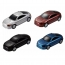 Car Shape Bluetooth Speaker With LED Light Image 3
