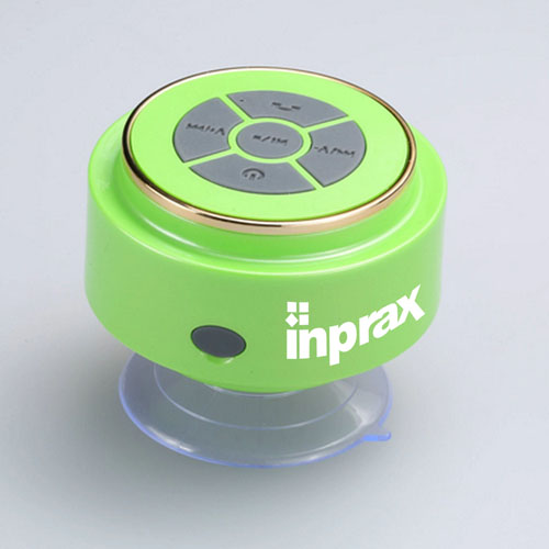 Waterproof Wireless Bluetooth Shower Speaker Image 1