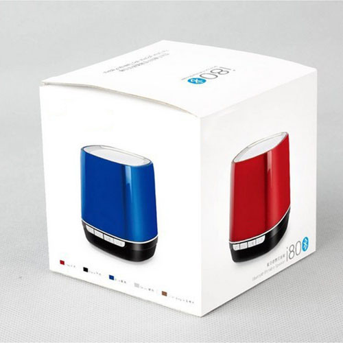 Portable Wireless Bluetooth Turbo Bass Mini Speaker Image 8
