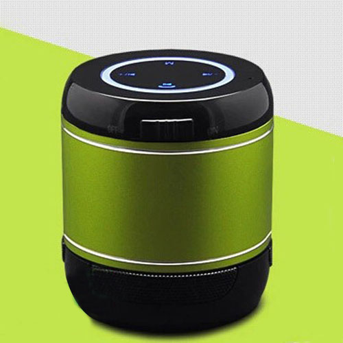 Wireless Bluetooth Portable Stereo Speaker With TF  Image 1