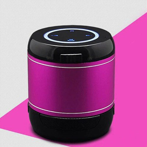 Wireless Bluetooth Portable Stereo Speaker With TF