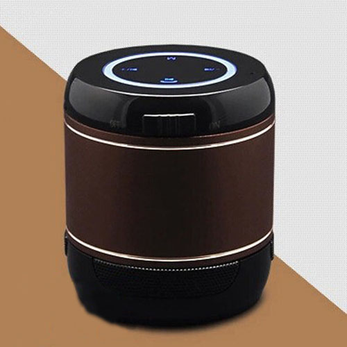 Wireless Bluetooth Portable Stereo Speaker With TF  Image 4