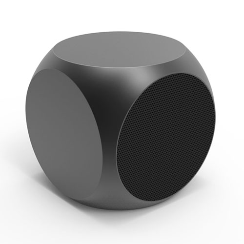 Dice Shaped Mini Bluetooth Wireless Speaker Image 2