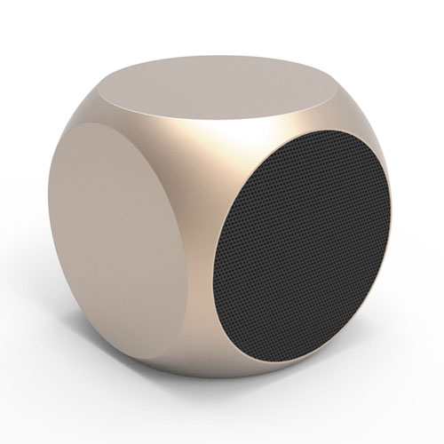 Dice Shaped Mini Bluetooth Wireless Speaker Image 3