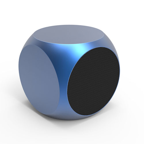 Dice Shaped Mini Bluetooth Wireless Speaker Image 4