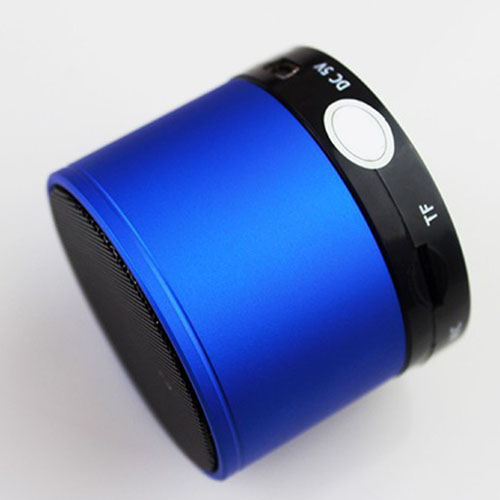 Mini Portable Bluetooth Speaker With FM Radio