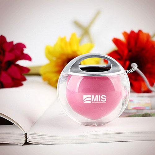 Crystal Ball Mini Outdoor Bluetooth Speaker