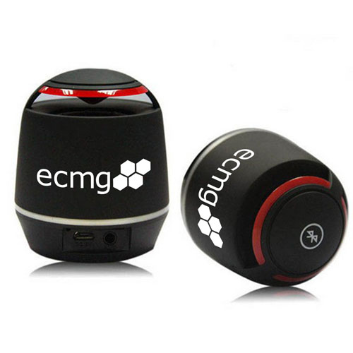 Mini Wireless Bluetooth Speaker With FM Radio Image 1