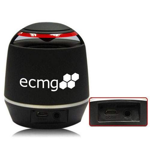 Mini Wireless Bluetooth Speaker With FM Radio Image 2