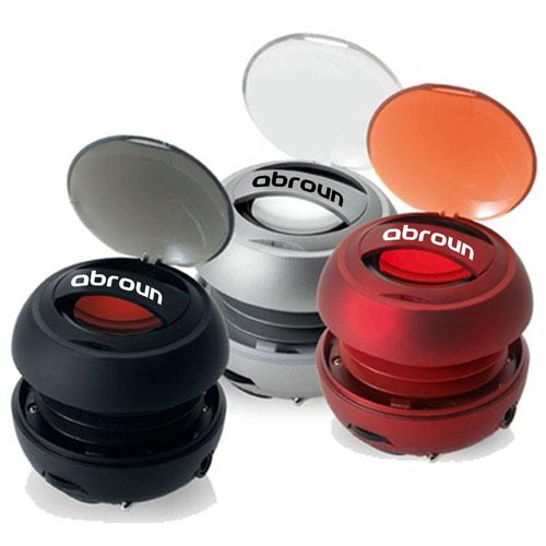 Portable Bluetooth Capsule Speaker