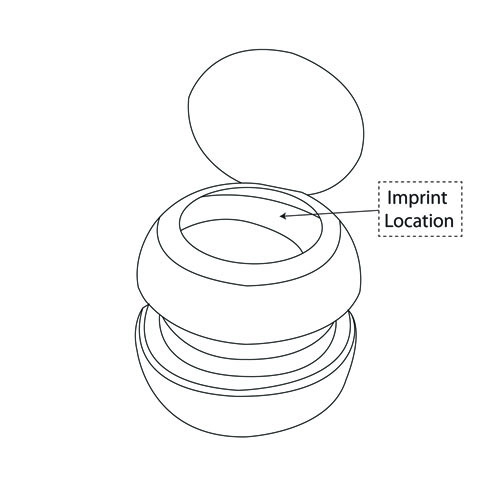 Portable Bluetooth Capsule Speaker Imprint Image