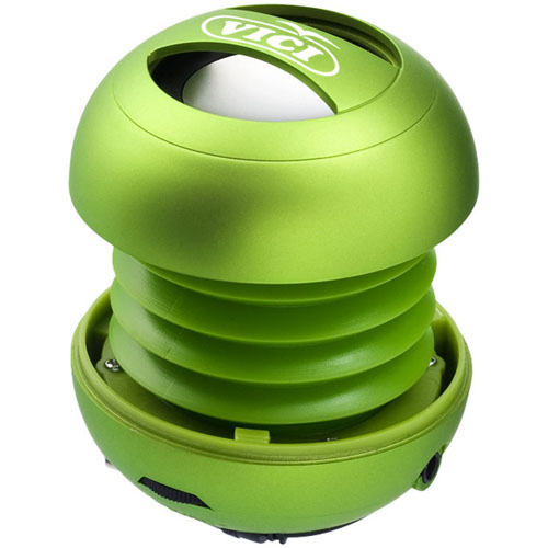 Pop-Up Mini Capsule Yo-Yo Speaker