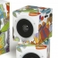 Cube Foldable Flat Speaker Image 1