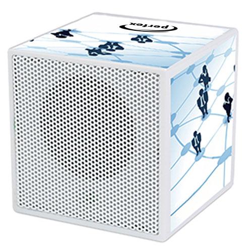 Mini Cube Shape Dynamic Speaker