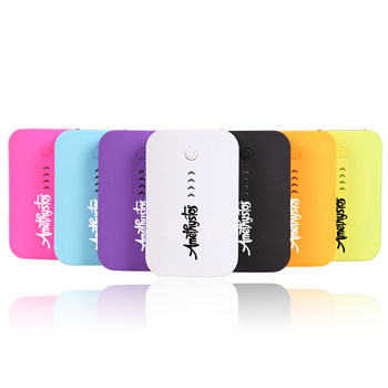 Emergency 7800mAh USB External Power Bank