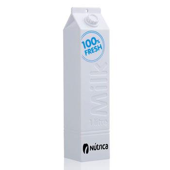 Milk Pack 2600mAh USB Power Bank