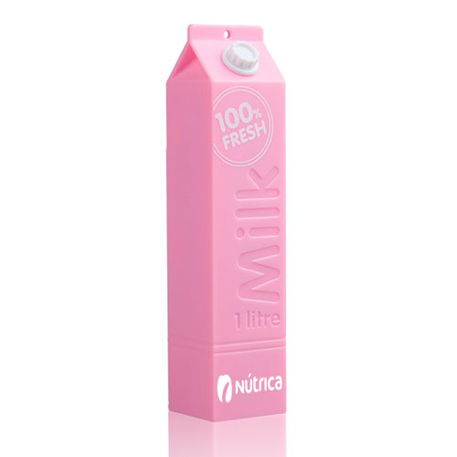 Milk Pack 2600mAh USB Power Bank Image 2