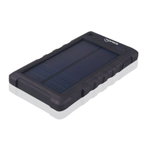 Solar Power 8000mAh Power Bank Image 2
