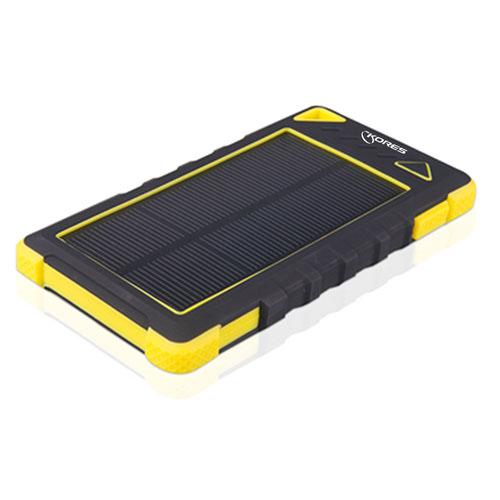 Solar Power 8000mAh Power Bank