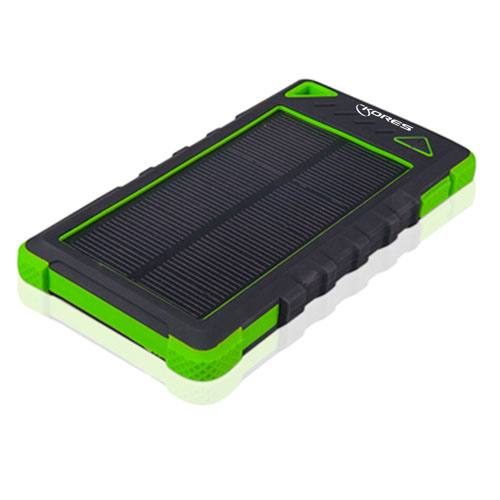 Solar Power 8000mAh Power Bank Image 5