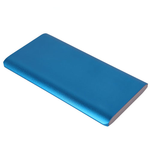 Slim Aluminum 10000mAh Power Bank Image 2