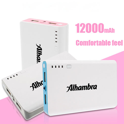 12000mAh External Power Bank Image 3