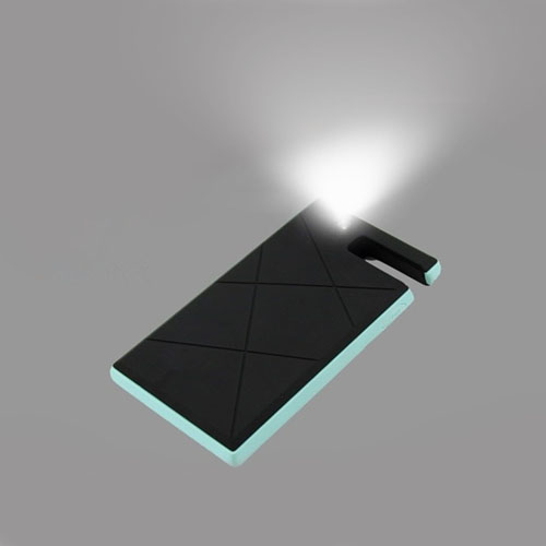 8000mAh Solar Power Bank With Phone Holder Image 4