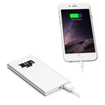 Metal Ultra Thin 6500mAh Power Bank