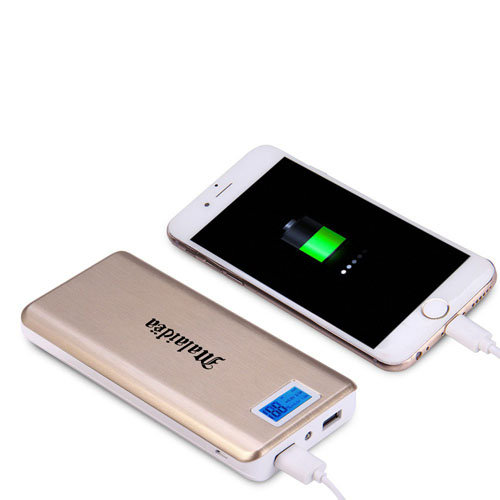 20000mAh Dual USB Power Bank With LCD Display