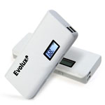 10400mAh Portable External Battery With LCD Display