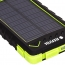 Silicone Protection Waterproof Solar Power Bank