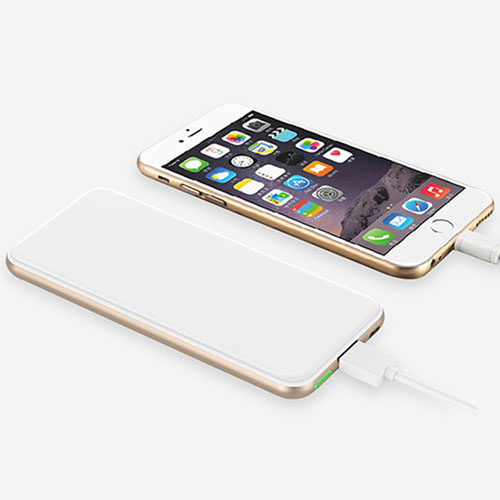 Sleek 5000mah Power Bank